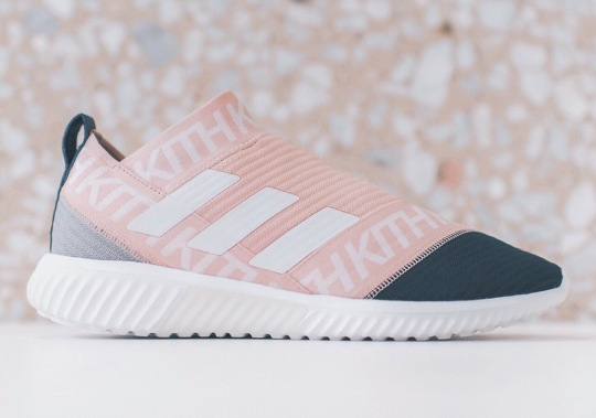 KITH's Next adidas Soccer Collection To Feature The Nemeziz Tango 17.1