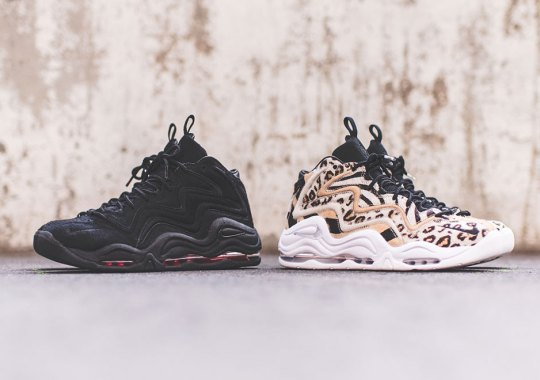 KITH Celebrates Opening Of New SoHo Flagship Store With The Nike Air Pippen 1