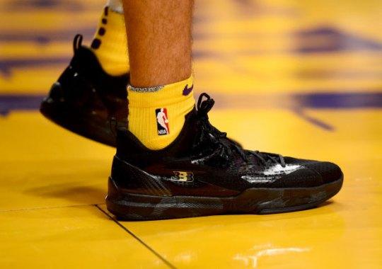 Lonzo Ball Makes NBA Debut In Big Baller Brand ZO2 Prime Signature Shoe