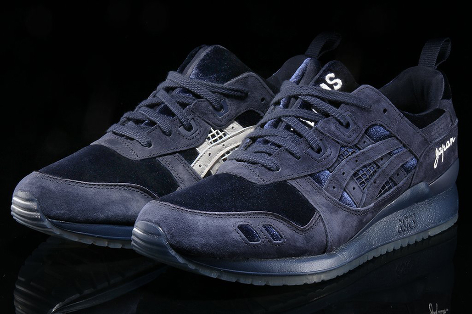 mita sneakers asics beams