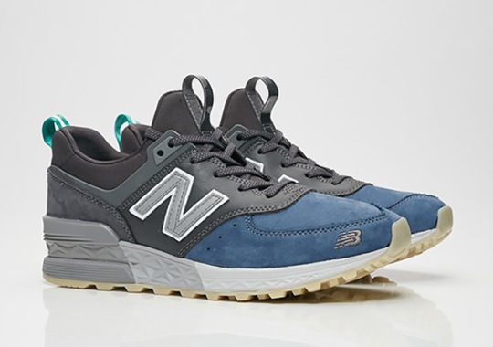 38290eba0a5 mita sneakers Adds Their Spin On The New Balance 574 Sport