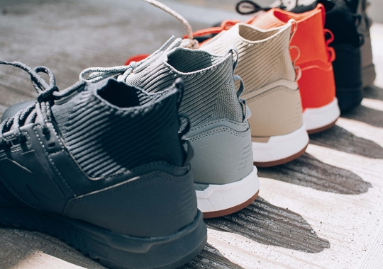 The New Balance 247 Mid Readies The New Model For Winter