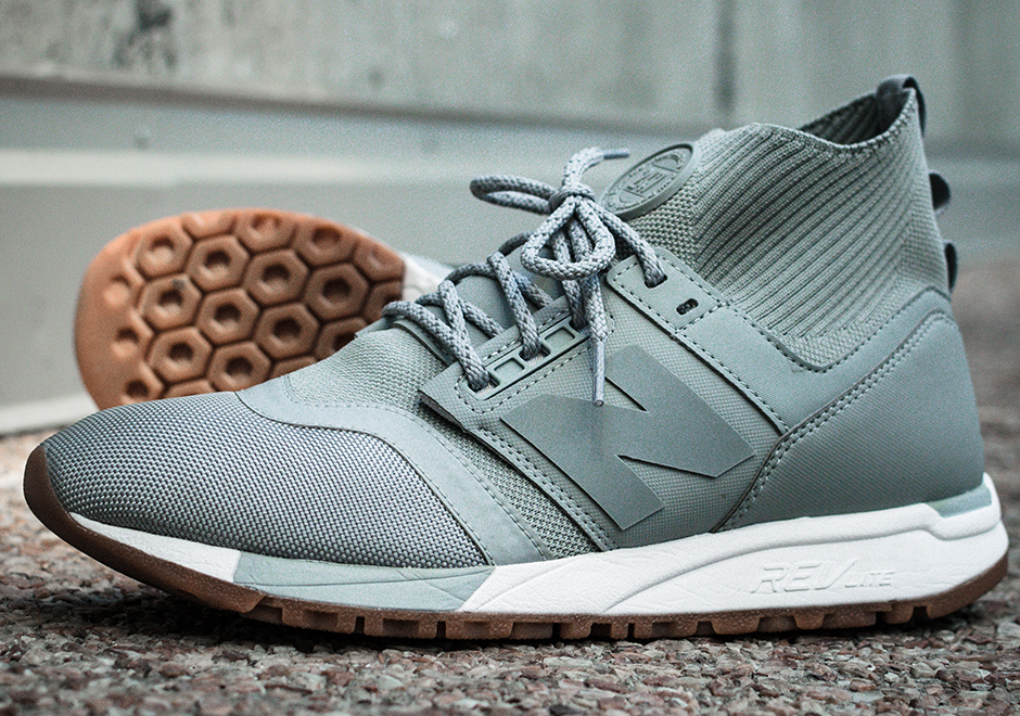new balance design manufacturing and retailing