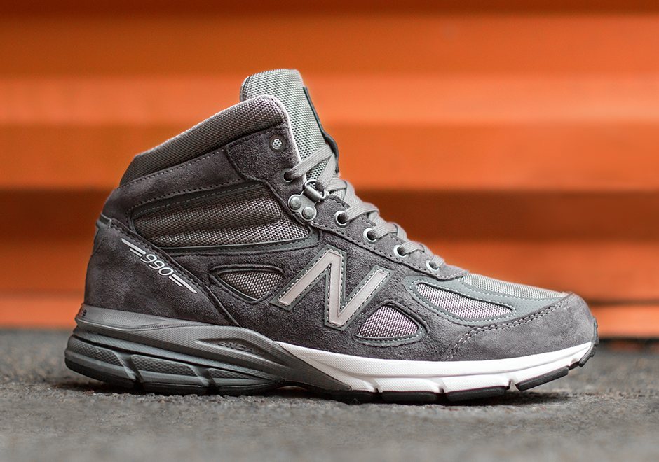 best service c6308 67494 New Balance 990v4 Mid Boot | SneakerNews.com