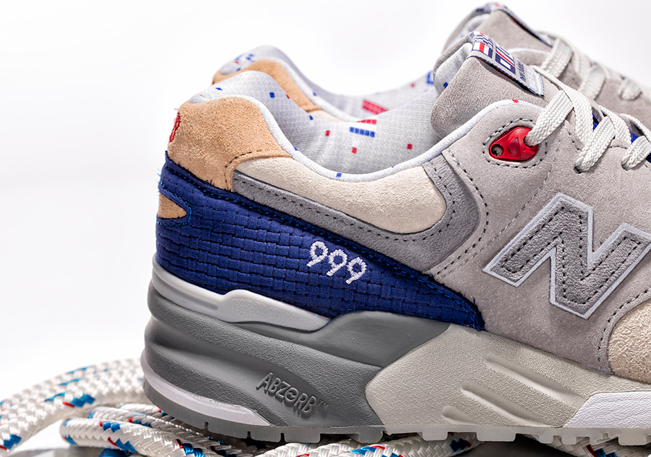 "The Concepts x New Balance Made in USA 999 ""Hyannis"" releases November 4th  exclusively at ComplexCon. 2a51dafb4b"