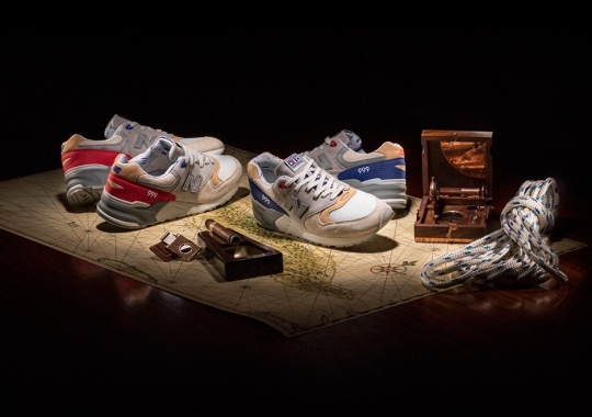 "Concepts To Release Alternate Red Colorway Of New Balance 999 ""Hyannis"""