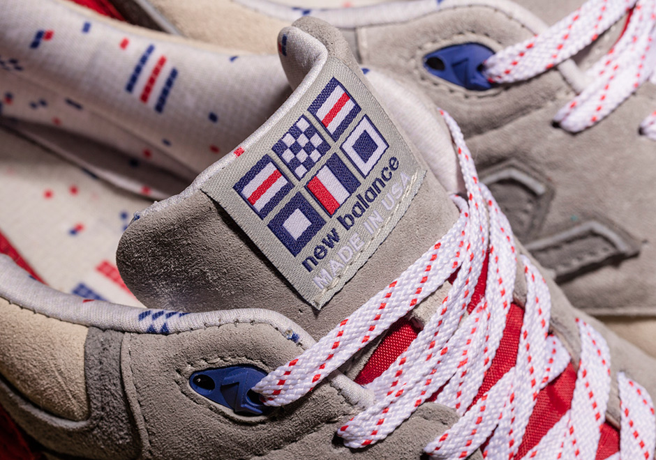Concepts New Balance 999 Hyannis Red