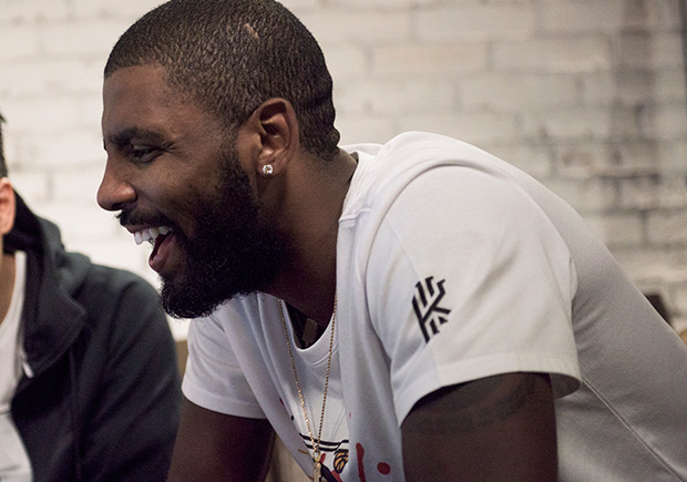 Kyrie Irving Will Have A Second Nike Shoe Priced At $80