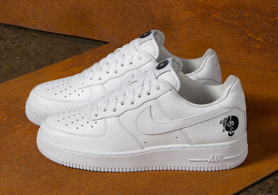 A Closer Look At The Nike Air Force 1 AF100 Collection