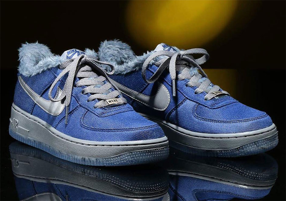 """5e941c32ac9a Nike Air Force 1 Low Pinnacle QS GS """"Werewolf"""" Release Date  October 13"""