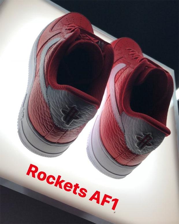 Nike Air Force 1 Low Warriors Lakers