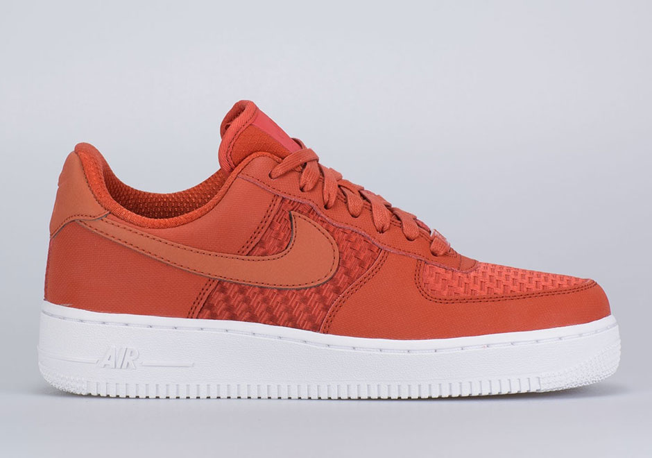 quality design 49069 884a8 Nike Air Force 1 Low Pinnacle Woven AA3968-600 WMNS   SneakerNews.com