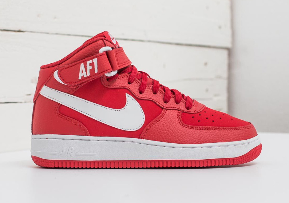 nike air force mid size 5\/5 ÷ 1\/2 =