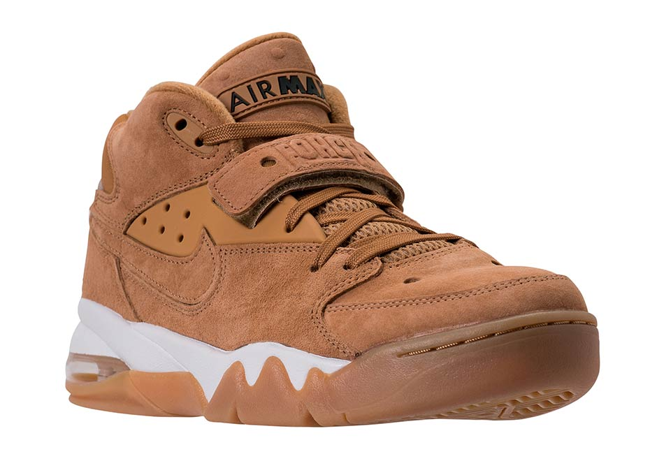 93ff8efb2a95 Nike Air Force Max Wheat Flax Release Date