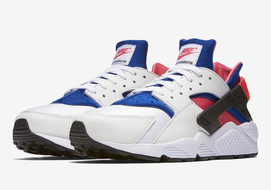 Nike Is Releasing This Original Colorway Of The Air Huarache