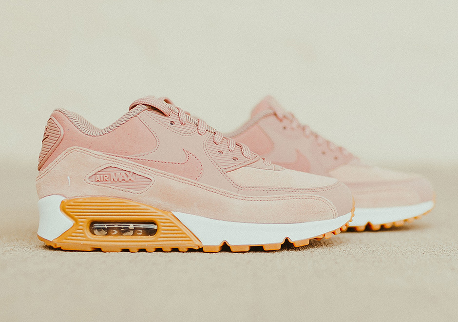 ... pink 6b372 66bb1  reduced nike air max 90 se available now on nike. 120  buy here color particle f7fea7580