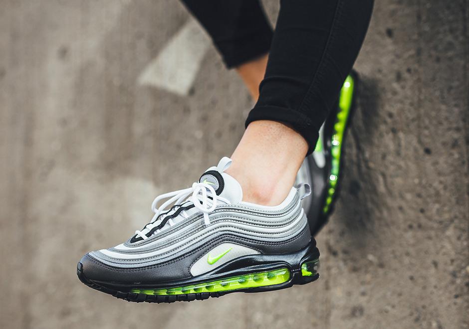 Nike Air Max 97 Neon 921733 003 Sneakernews Com