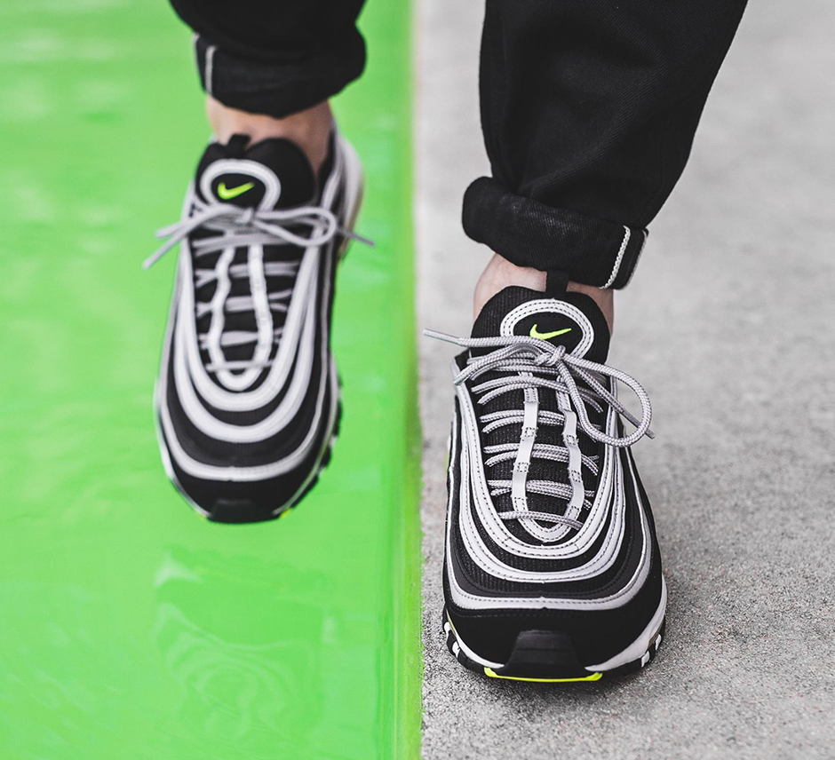 Nike Air Max 97 Japan Black Volt Release Info 921826-004 ... c6d6ec927