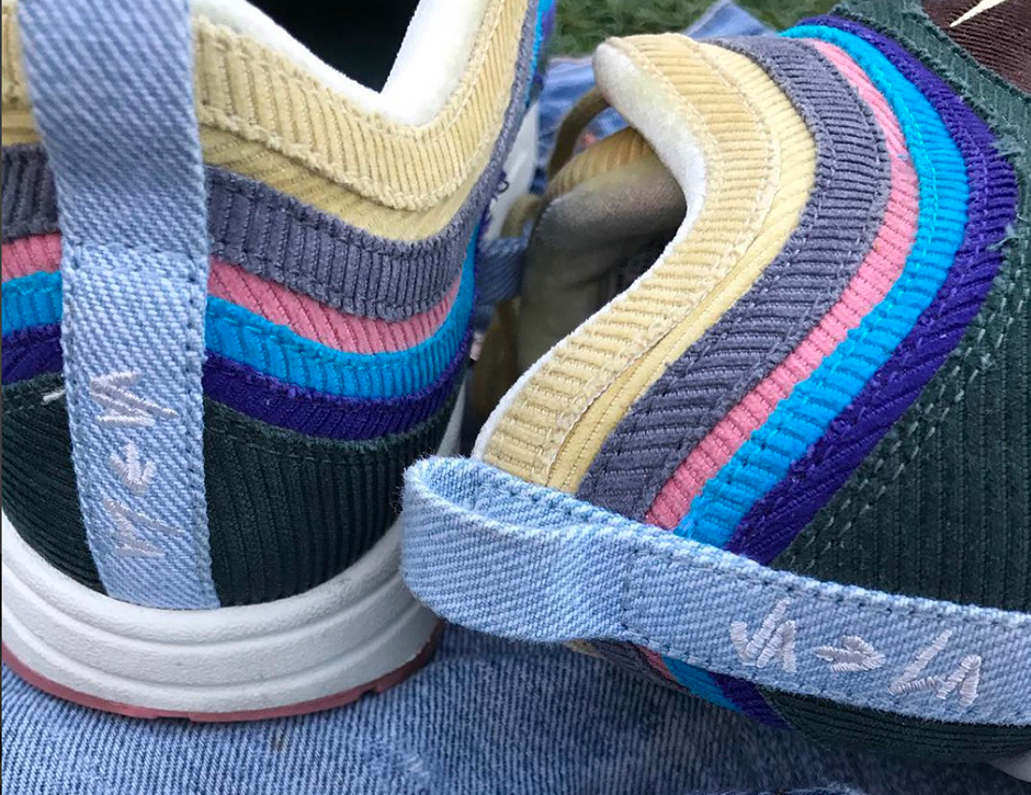 57050d5aad047b First Look At Sean Wotherspoon s Nike Air Max
