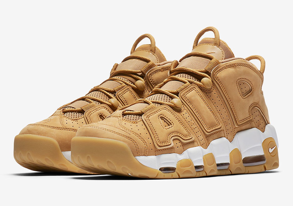 eb00c9d1ce Nike Air More Uptempo Available now on eBay. Release Date: October 14th,  2017