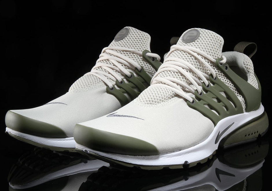 Nike Air Presto Light Bone Olive 848187 018 |