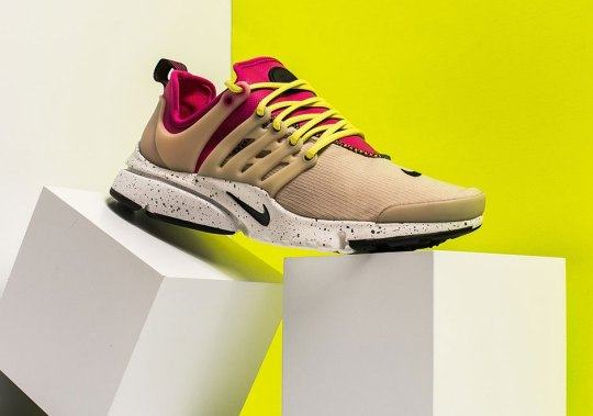 Nike Dresses Up The Classic Air Presto With Outdoor-Themed Colors