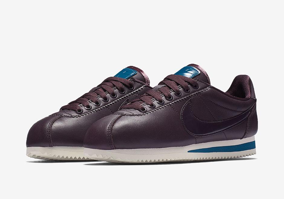 03c55e8c Nike Cortez Release Date: October 27, 2017 $90. Style Code: AJ0135-600. Nike  Blazer Low