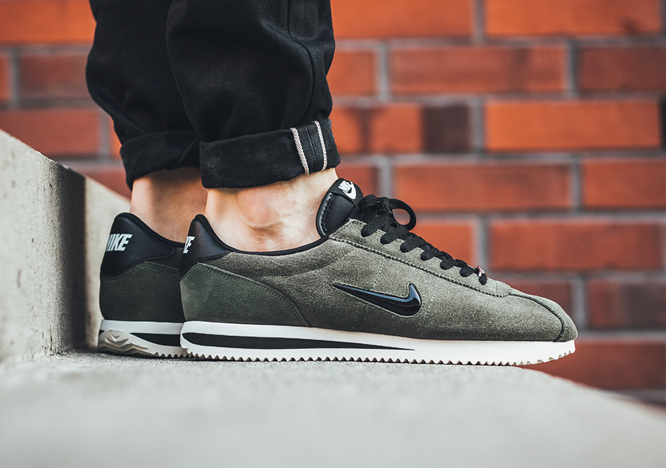 810e7954aa Nike Cortez Jewel Suede 833238-200   SneakerNews.com