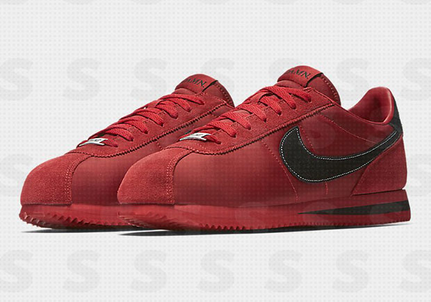 online store 56e02 1b1b6 ... Cortez Champs Sports Kendrick Lamars official partnership with Nike is  off to an exciting start as we get a ...
