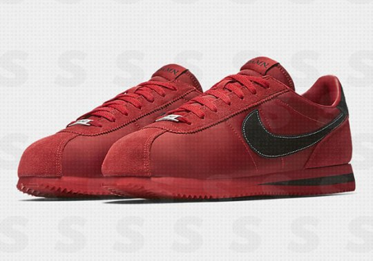 """Kendrick Lamar And Nike Are Releasing A """"DAMN"""" Cortez"""