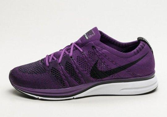 "The Nike Flyknit Trainer ""Night Purple"" Releases Next Week"