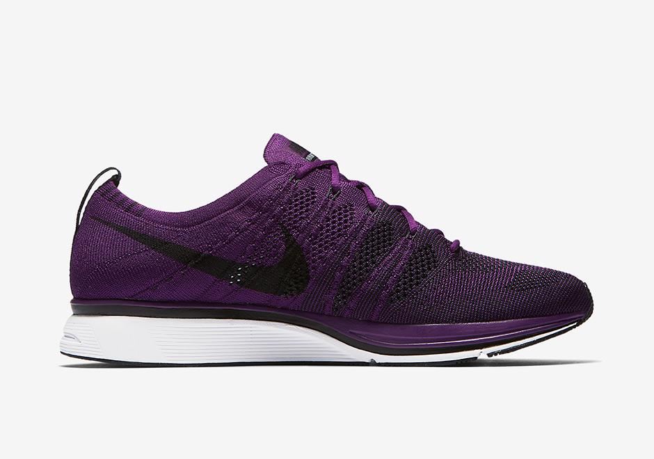 Nike Violet Flyknit