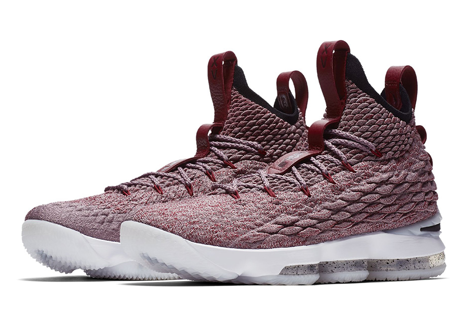b741fd4bdb1 Nike LeBron 15 Red White 897649-201