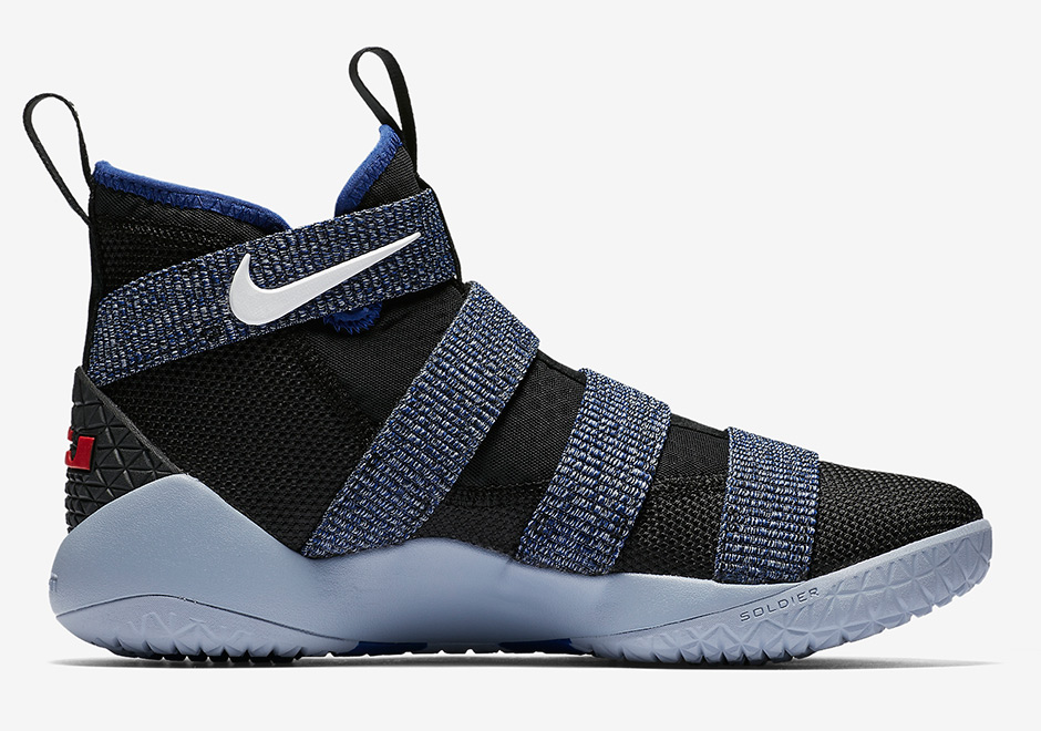 new product 68f4e 21ff7 Nike LeBron Soldier 11 897644-005 | SneakerNews.com