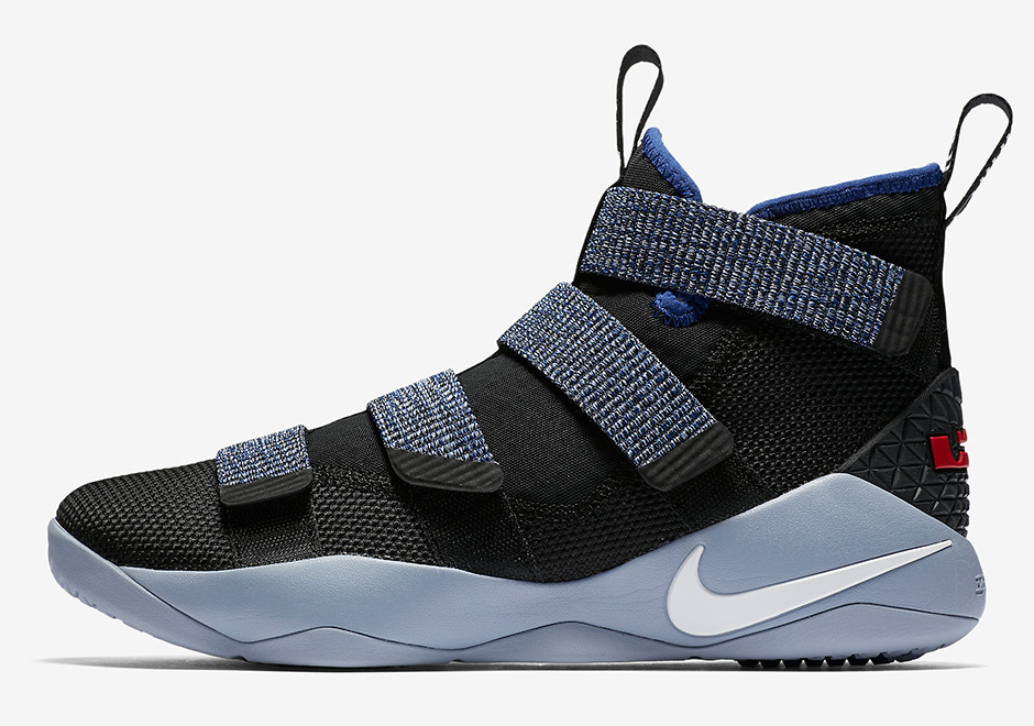 15819c1fac2 ... coupon code for nike lebron soldier 11. available now on nike  finishline 130. color