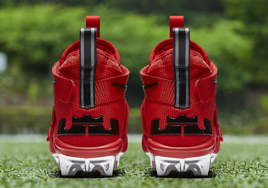 af059b4923fe5 Ohio State To Wear New Nike LeBron Soldier 11 PE Cleats Against Penn State