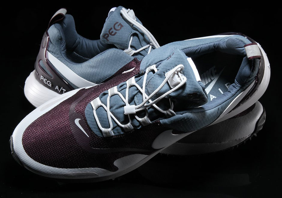 87ecba66c06 Nike Air Pegasus AT Winter 140. Color Blue Fox Wolf Grey-Port Wine- ...
