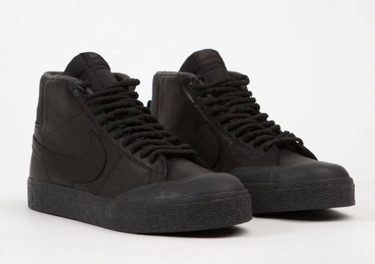 05d543189a3c Nike SB Beefs Up The Blazer Mid XT For Winter