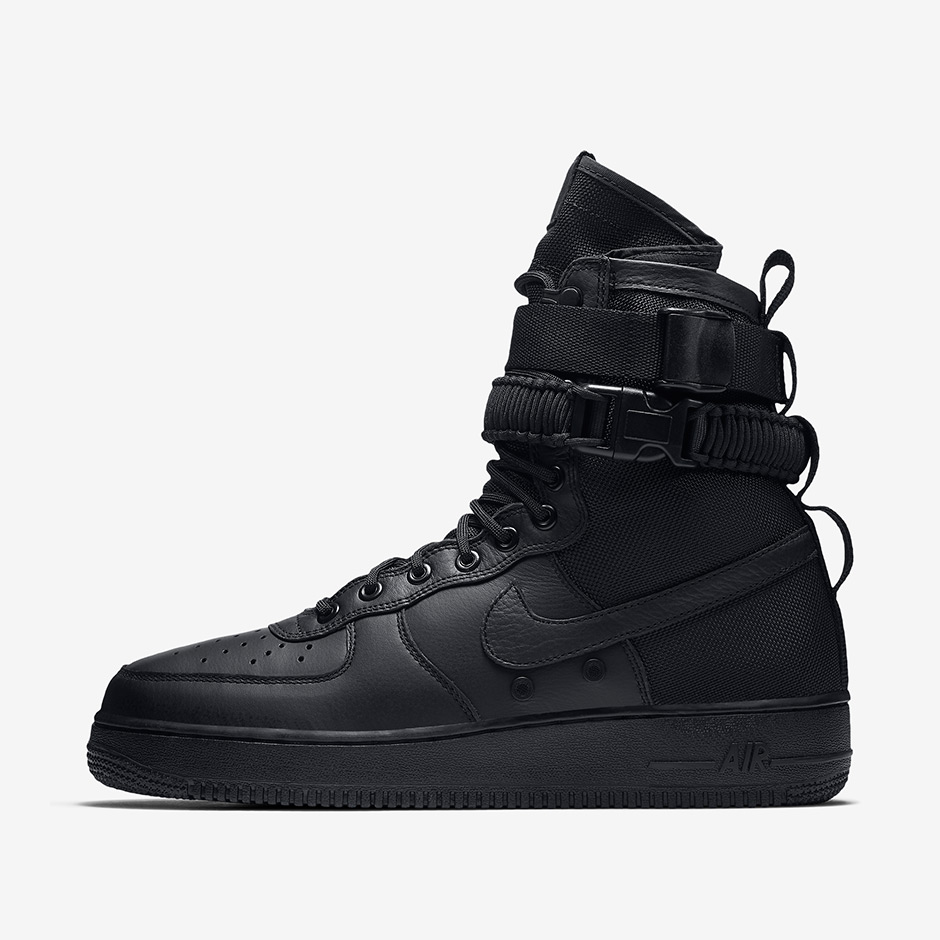 get new lower price with super specials Nike SF AF1 Black Friday 864024-003 | SneakerNews.com