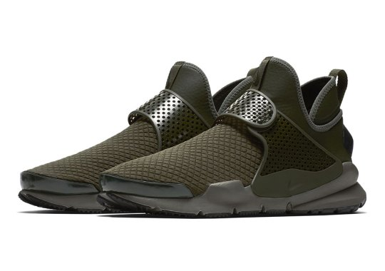 First Look At The Nike Sock Dart Mid