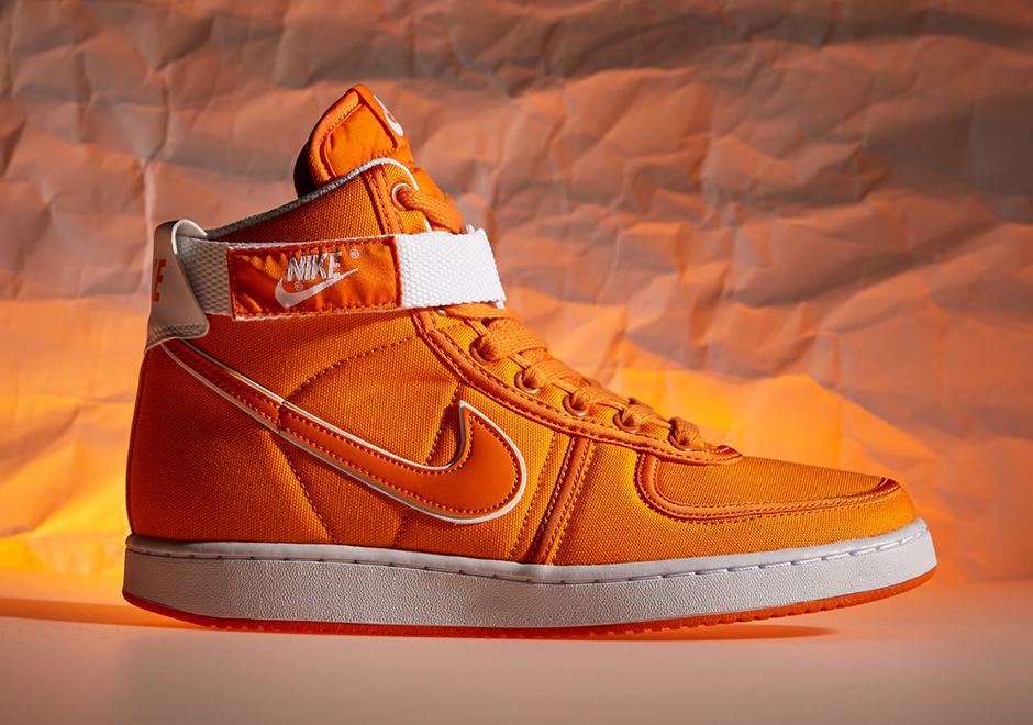 "detailing 277db 2c160 Nike Vandal High ""Doc Brown"" Releasing On October 21st"