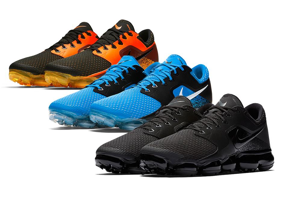 the best attitude b397e 45826 Nike Vapormax Mesh CS AH9046-002 AH9046-400 AH9045-003 | SneakerNews.com