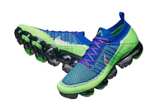 Nike Vapormax Doernbecher Release Date