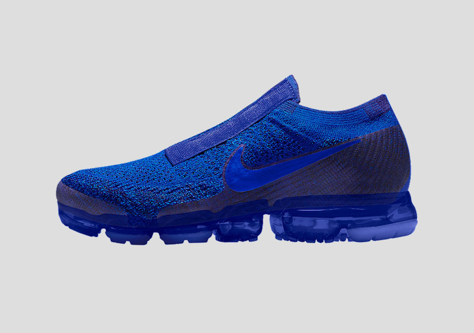 new product b53b1 b33f1 Create your pair tomorrow on NIKEiD, but note that it will be available  exclusively overseas as a U.S. release date for the laceless Vapormax isn t  until ...