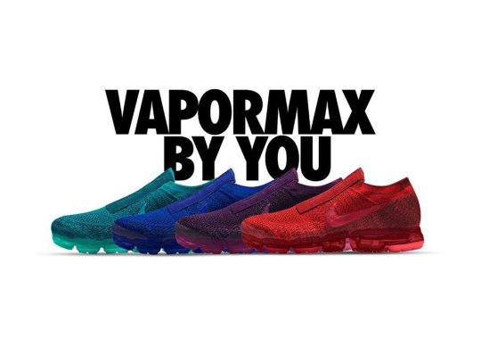 The Nike Vapormax Laceless Is Hitting NIKEiD