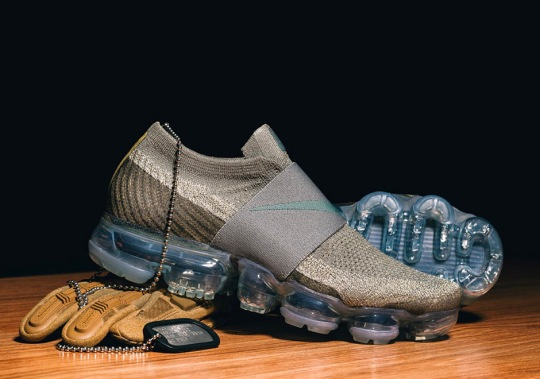 The Nike Vapormax Slip-On Is Set To Release In Late 2017/Early 2018