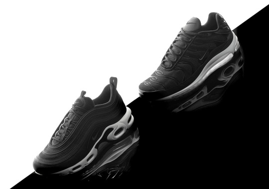 NikeLab's Hybrids Of The Air Max 97 And Air Max Plus Have A Release Date