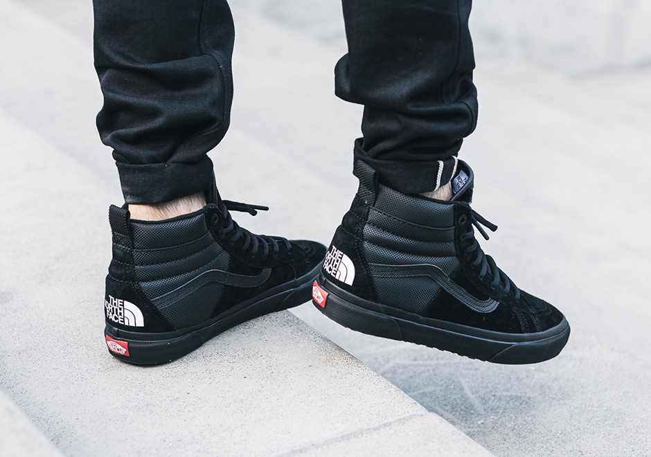 The North Face x Vans Release Date  November 3rd e53c42628
