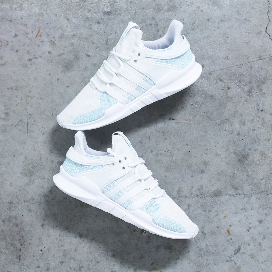 sneakers for cheap ac158 4fac2 Parley x adidas EQT Suppport ADV 9116. Release Date October 14, 2017  200. Color NavyIcey Blue