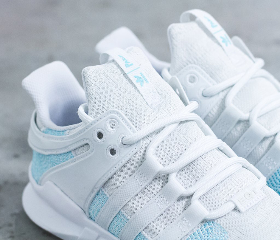 new product 03802 0cebf Parley adidas EQT Support ADV Two Colorways Release Info ...